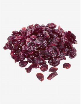 Gedroogde cranberry's 250g