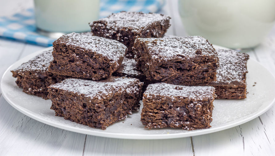 Glutenvrije teff brownies